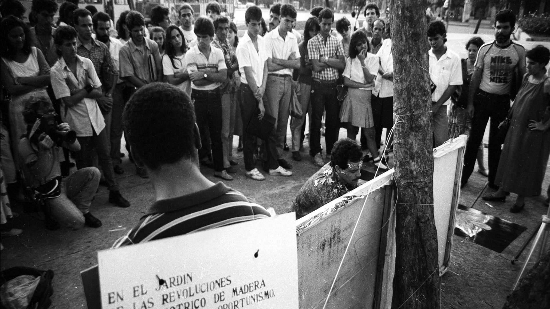 The Art of Intervention: The Performances of JuanSí González