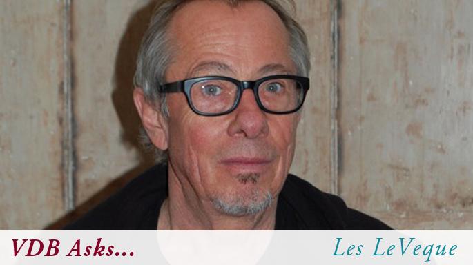 VDB asks Les LeVeque