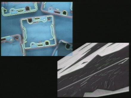 Eye/Machine I, II and III