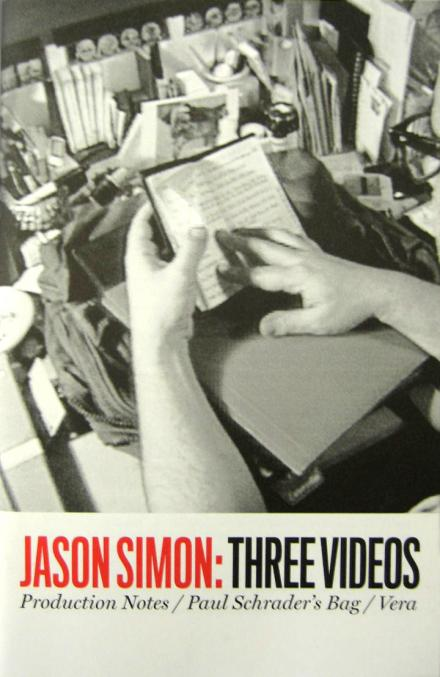 Jason Simon: Three Videos