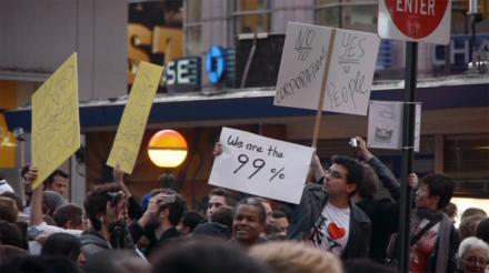 Gravity Hill Newsreels: Occupy Wall Street, Series One