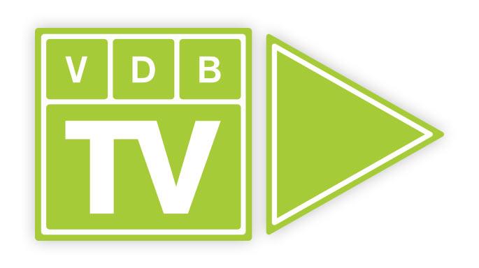 VDB TV Logo